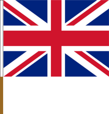 Marshal Flag Union Flag